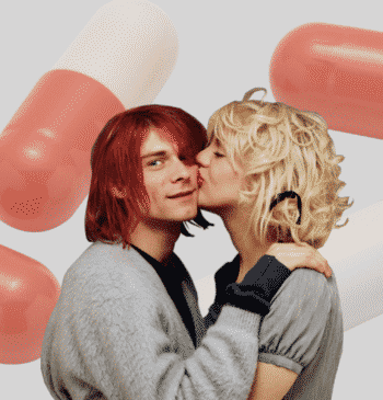 Cuando la toxicidad inundó al amor rocanrolero