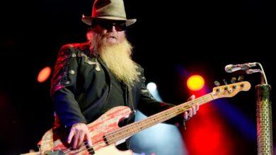 Muere Dusty Hill, bajista de la banda ZZ Top