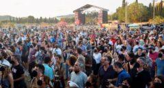 El Festival Vida de Barcelona cierra una edición sin distancia de seguridad que ha reunido a 27.200 personas