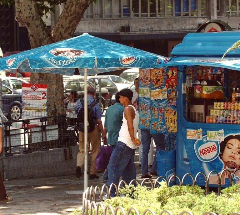 Nestlé retirará del mercado algunos lotes de helados afectados por óxido de estilelo
