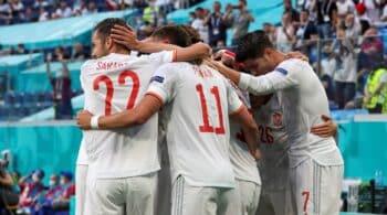 España vence a Suiza en los penaltis y se clasifica para las semifinales de la Eurocopa