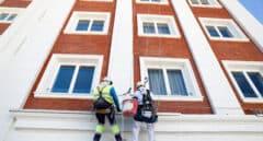 'PureAir': el mortero español para fachadas que logra 'comerse' el CO2
