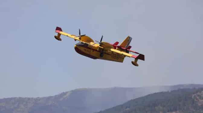 Un incidente con un hidroavión genera un apagón eléctrico que afecta a más de un millón de españoles