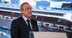 Una productora ligada a Mediapro prepara un documental sobre Florentino Pérez