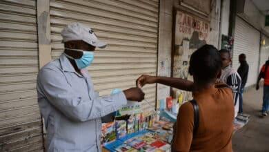 La 'fuga de vacunas' de África: sólo un 3,1% de la población está inmunizado