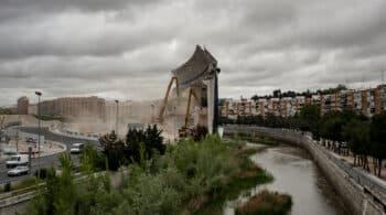 Las obras de soterramiento de la M-30 por el Calderón durarán 20 meses