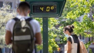 Doce provincias en aviso por temperaturas que alcanzarán los 35º