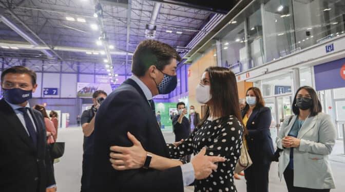 Nuevo foco de tensión en Andalucía: Ciudadanos prescinde de su portavoz adjunto en el Parlamento