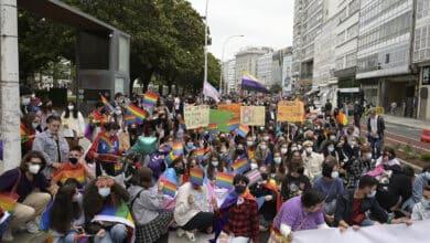 Asociaciones LGTBI convocan concentraciones para condenar el asesinato del joven Samuel en A Coruña