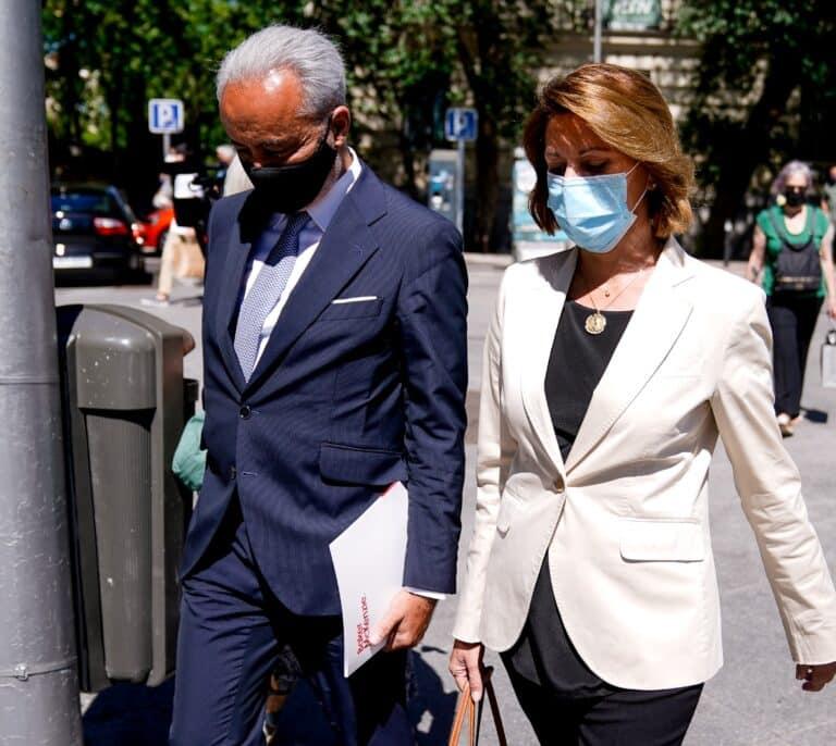 El juez rechaza imputar a Cospedal en 'Púnica' por su etapa como consejera de Transportes