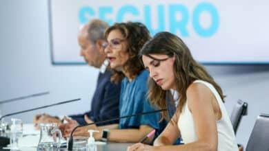 Montero y Campo cerraron mano a mano la ley Trans sin el concurso de Calvo