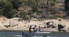 Así es la búsqueda de la niña de diez años que desapareció en el pantano de San Juan (Madrid)
