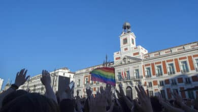 Madrid se moviliza contra el asesinato homófobo al joven de 24 años en A Coruña