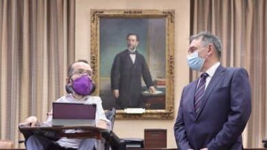 """Echenique augura """"negociaciones difíciles"""" con Podemos tras la remodelación del Ejecutivo"""