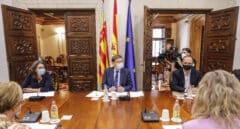 Valencia triplica a Madrid en deuda acumulada en relación a su riqueza