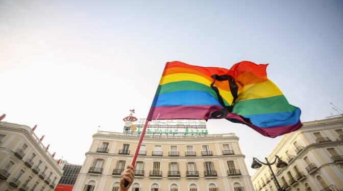 Denuncian el destrozo del altar a Samuel Luiz en La Coruña