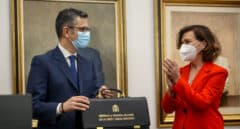 """Bolaños, nuevo ministro de Presidencia: """"Estas cosas ni se piden ni se pueden rechazar"""""""