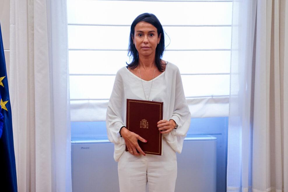 La hasta ahora presidenta de Adif, Isabel Pardo de Vera