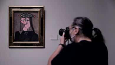 El Prado ya cuelga su 'Picasso'