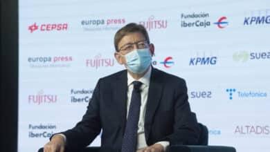 """Ximo Puig ataca a Madrid por su """"'procés' invisible"""" y  """"competencia desleal"""""""