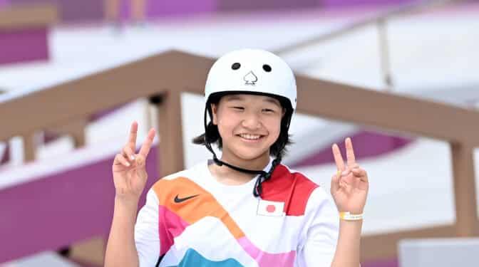 La versión 'gen Z' de los JJOO: oro y plata en skate a los 13 años