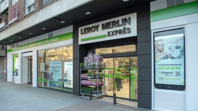 Imagen del exterior de la nueva tienda.