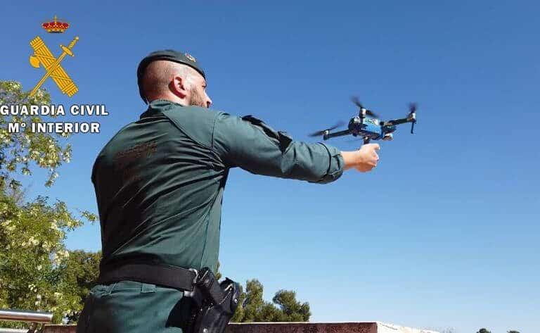 Interior comprará 30 drones para luchar contra el narcotráfico en el Campo de Gibraltar
