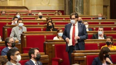 ERC arrincona al PSC en Cataluña pese a la alianza con Pedro Sánchez