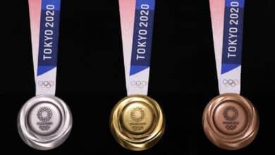 Las medallas de Tokio: 78.985 toneladas de basura electrónica convertidas en oro, plata y bronce