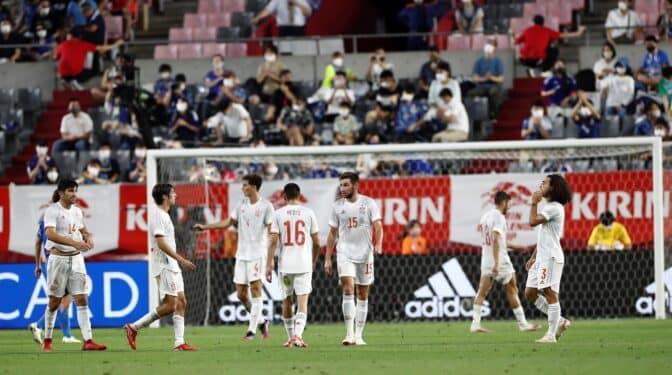 ¿Cuándo juega la selección española de fútbol en los Juegos Olímpicos?