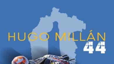 Muere el piloto de 14 años Hugo Millán atropellado en MotorLand Aragón