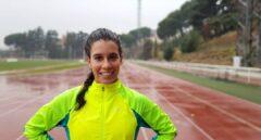 Miriam Casillas, la doctora que acabó en el triatlón por una escoliosis