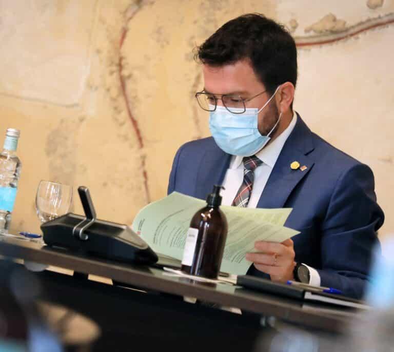 Aragonès planta a Sánchez en Salamanca y Urkullu mantiene la incógnita
