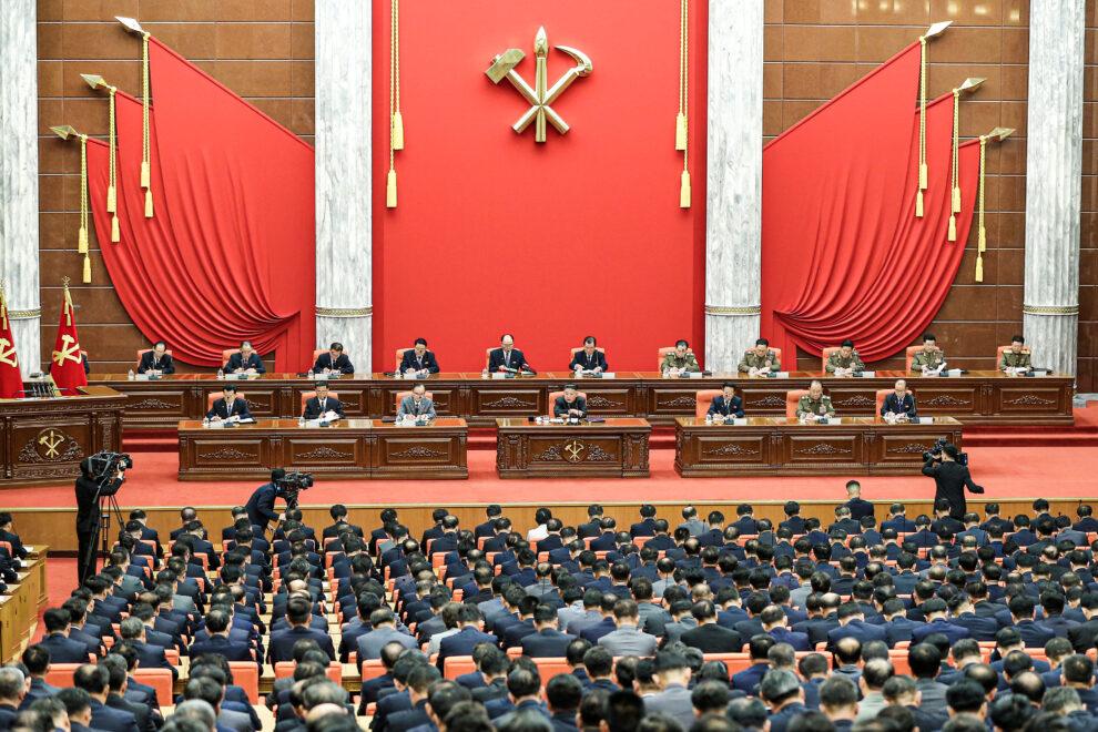 Cónclave del Partido de los Trabajadores de Corea del Norte
