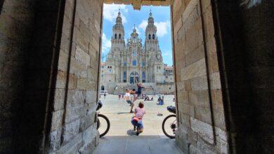 Los peregrinos vuelven al Camino de Santiago