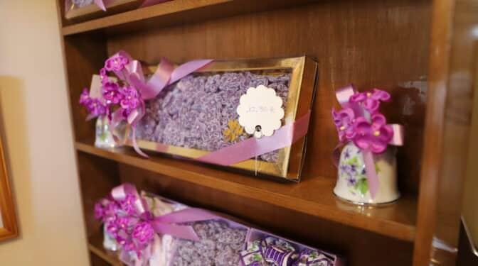 Caramelos La Violeta, los de toda la vida