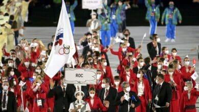 La sigla ROC, sin bandera y sin himno: el castigo a Rusia por el escándalo de dopaje