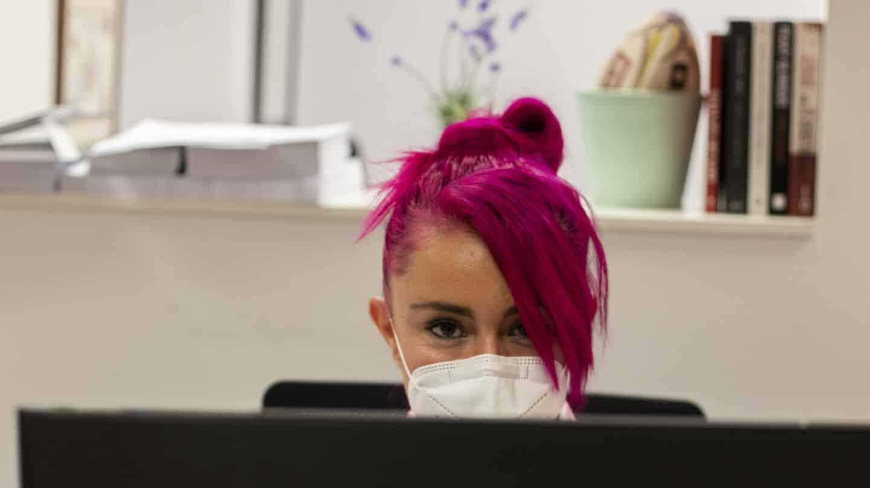 La hacker Sandra Bardón