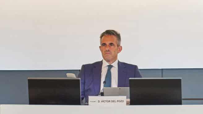 El consejero delegado de El Corte Inglés, Víctor del Pozo.