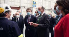 Iberdrola cierra un acuerdo marco con Navantia y Windar valorado en 400 millones de euros