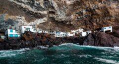 El pueblo en la cueva en el último confín de España