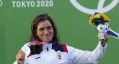 Maialen Chourraut ya es leyenda: conquista su tercera medalla