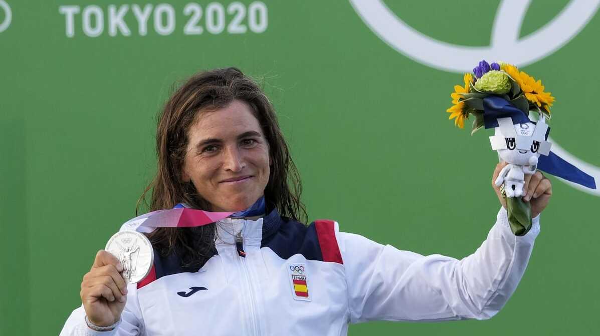 Maialen Chourraut ya es leyenda: conquista en Tokio su tercera medalla olímpica