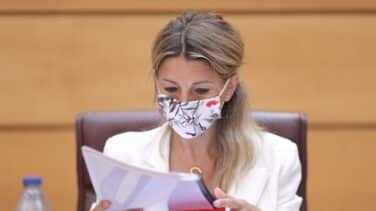 Yolanda Díaz obligará a las empresas a reducir las jornadas de los empleados antes de optar por el despido
