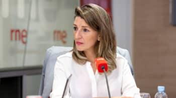 Yolanda Díaz irá a la mesa bilateral con su propia propuesta de diálogo para Cataluña