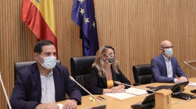 Yolanda Díaz mete a su 'número dos' en la negociación presupuestaria como contrapeso a Podemos