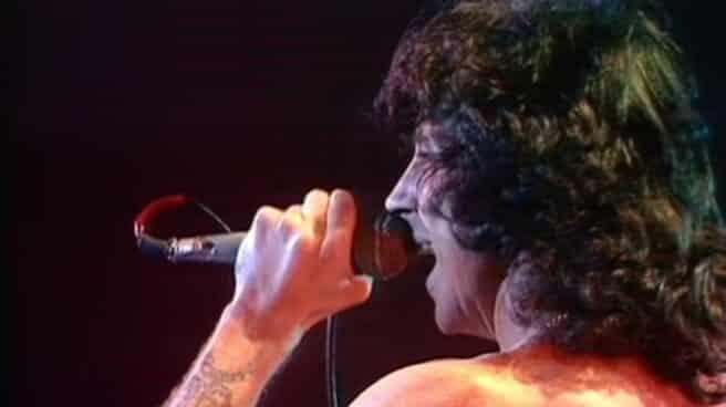 Bon Scott en 1979