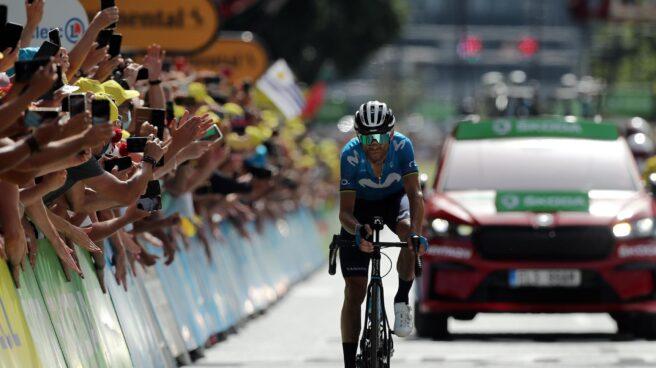Alejandro Valverde capitaneará al equipo de España en la prueba de ciclismo en los Juegos Olímpicos de Tokio.