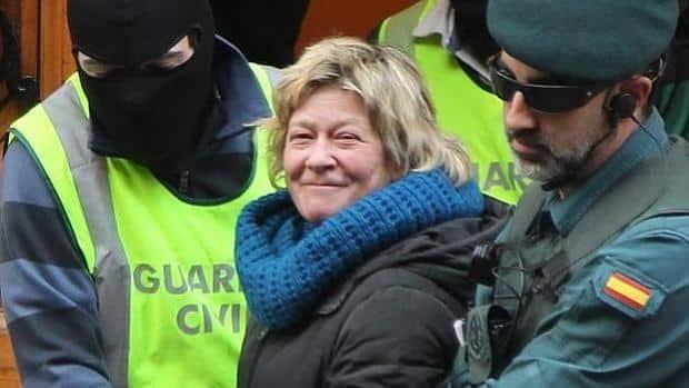 Juzgan a Arantza Zulueta y a otros 8 abogados por el frente jurídico de ETA