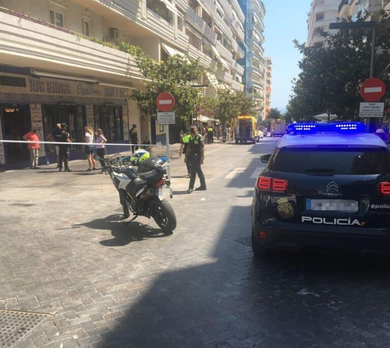 Dejan en libertad al conductor detenido por atropello múltiple en Marbella